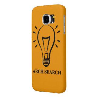 Hülle Samsung Galaxy S6 Arch Search