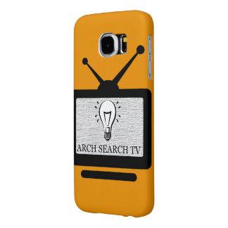 Hülle Samsung Galaxy S6 Arch Search Tv