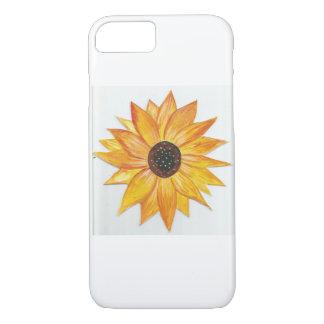 Hülle von Iphone Sonnenblume
