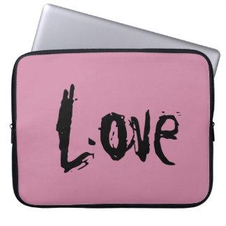 Hülle von Neoprene Love Laptopschutzhülle