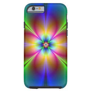 Hüllen der Fraktal-Kunst-8 Tough iPhone 6 Hülle