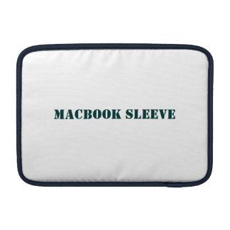 Hülse MacBook Sleeve
