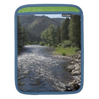 Hülse Rock Creek Montana IPad iPad Sleeve