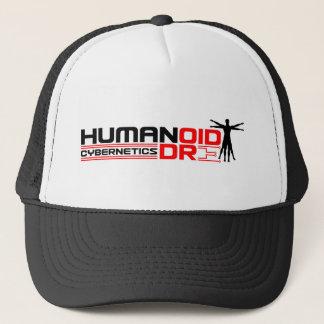 Humandroid Kybernetik Truckerkappe