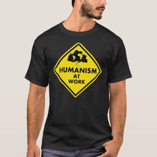 Humanismus bei der Arbeit Unisex T-Shirt