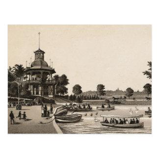 Humboldt Park, Chicago (c. 1880) Postkarte
