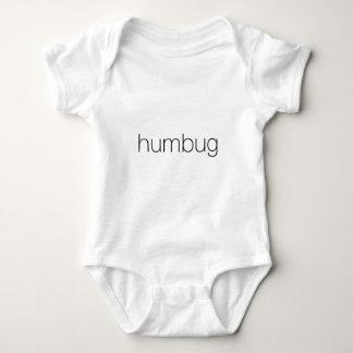 Humbug! Baby Strampler