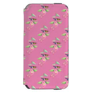 Humingbird und Hybiscus Incipio Watson™ iPhone 6 Geldbörsen Hülle