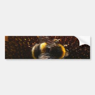 Hummel-Biene Autoaufkleber