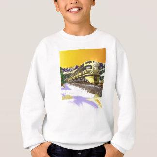 Hummel-Biene DRGW 1624.jpg Sweatshirt