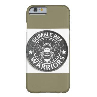 Hummel-Biene KRIEGER Telefon-Kasten Barely There iPhone 6 Hülle