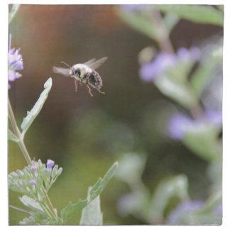 Hummel-Biene Stoffserviette