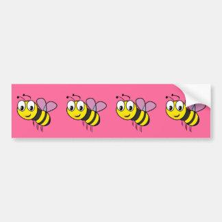 Hummel-Biene, Summen Autoaufkleber