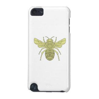 Hummel-BieneMandala iPod Touch 5G Hülle