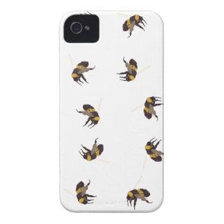 Hummel-Bienen iPhone 4 Cover