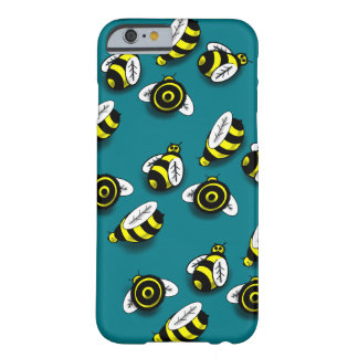 HUMMEL-BIENEN-MUSTER durch Slipperywindow Barely There iPhone 6 Hülle