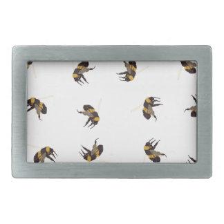 Hummel-Bienen Rechteckige Gürtelschnalle