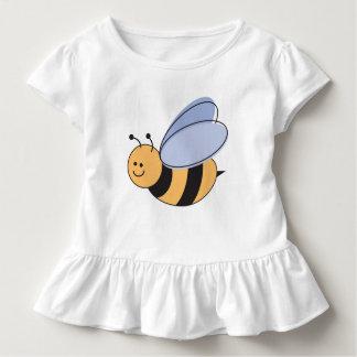 Hummel-Kleinkind gekräuseltes T-Stück Kleinkind T-shirt