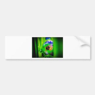 Hummel - Lichtspiel Autoaufkleber