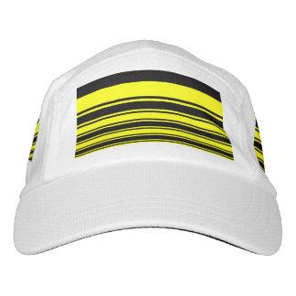 Hummel-Streifen Headsweats Kappe