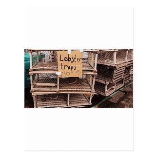 Hummer-BlockierFoto Postkarte