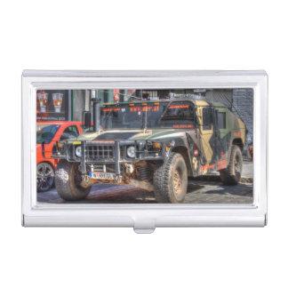 Hummer H1 Visitenkarten Dose