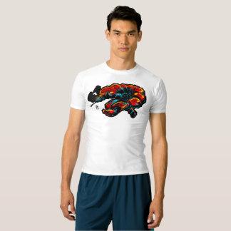 Hummer-Krake MIXED MARTIAL ARTS rashguard T-shirt