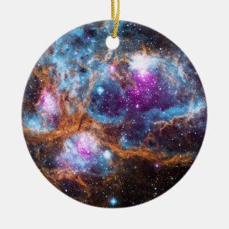 Hummer-Nebelfleck Keramik Ornament