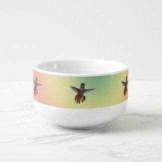 HUMMIMNGBIRD GROßE SUPPENTASSE