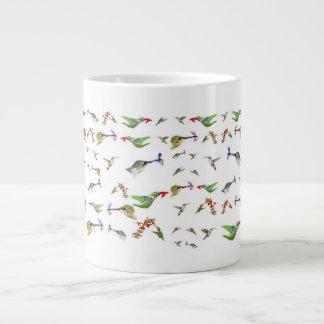 Hummingbirdz Jumbo-Tasse