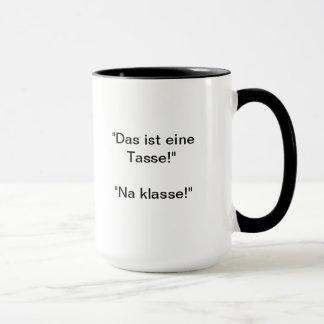 humorvolle Tasse