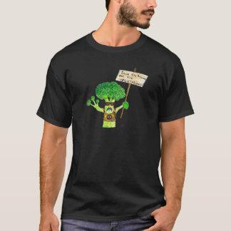 Humorvoller Brokkoli-Aktivist T-Shirt
