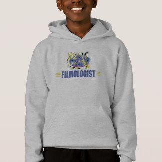 Humorvoller Film Hoodie