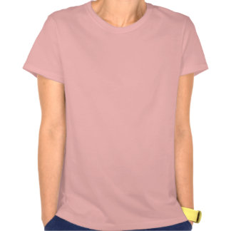 Humorvoller flacher überzogener Retriever T Shirt