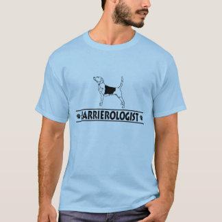 Humorvoller Geländeläufer T-Shirt