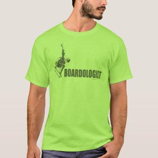 Humorvoller Skateboarding T-Shirt