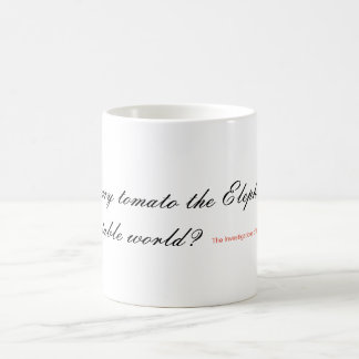 Humorvoller Zitatbecher Kaffeetasse