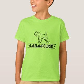 Humorvolles Lakeland Terrier T-Shirt