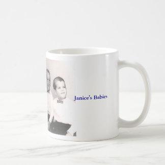 Humphrey, circa 1964, Janices Babys Kaffeetasse