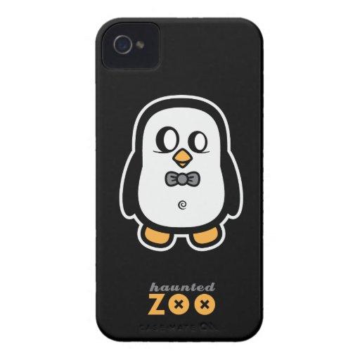 Humphrey der Penguin durch Spuk Zoo BlackberryBold iPhone 4 Hülle