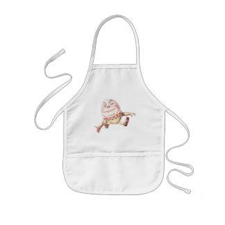 Humpty Dumpty Farbe Kinderschürze