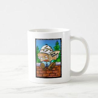Humpty Dumpty Geschichten-lustige Kaffeetasse