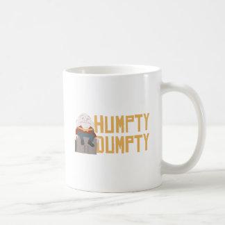 Humpty Dumpty Kaffeetasse