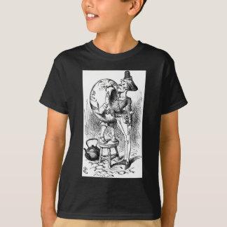 Humpty Dumpty Vorlage T-Shirt