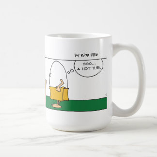 Humpty heiße Wanne Kaffeetasse