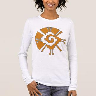 HUNAB KU LANGARM T-Shirt
