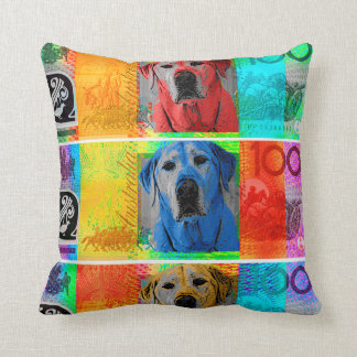 Hund $100 kissen