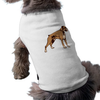 Hund Boxer dog Shirt