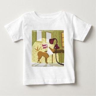 Hund Conehead lustig Baby T-shirt