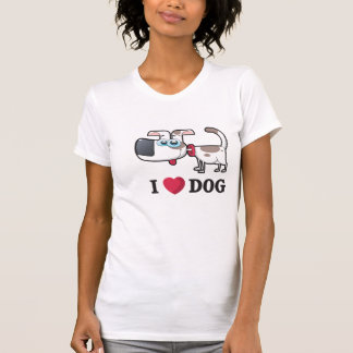 Hund der Liebe I T-Shirt